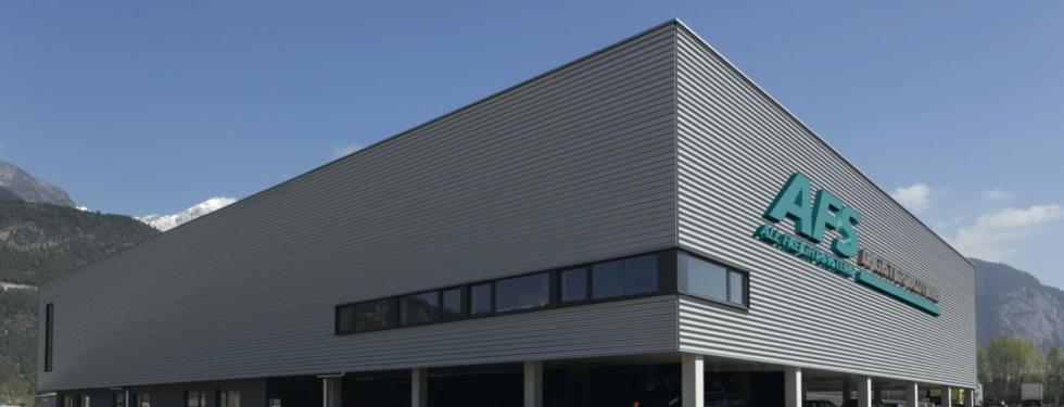 New building in Zirl 2014